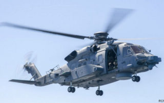 Canadian CH-148 Helo