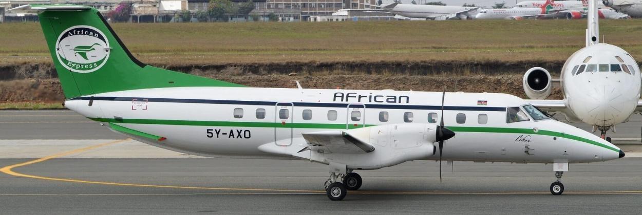 Embraer EMB-120 Brazilia