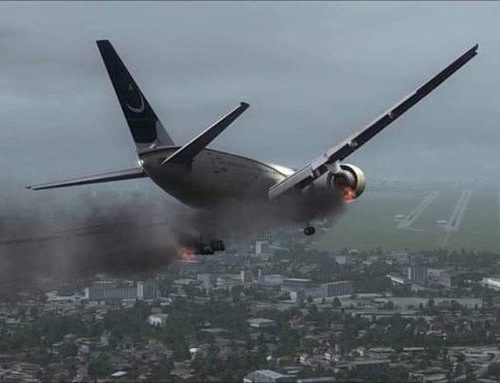 Airplane Crashes in Pakistan – Many lives lost