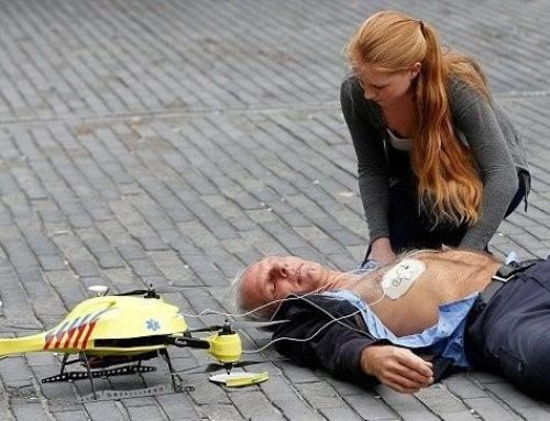 Ambulance Drone – The Drone in our Future!