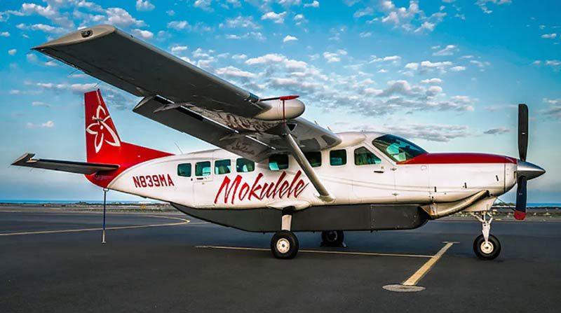 Caravan Electric Power airplane