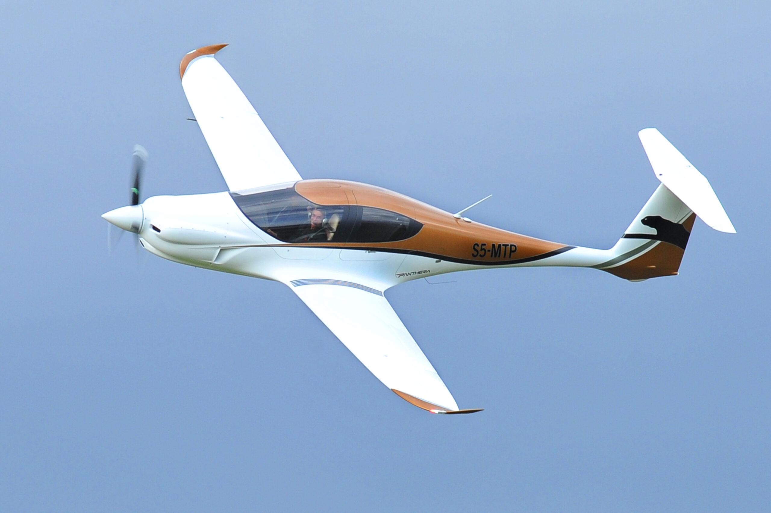 panthera airplane