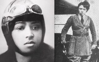 bessie coleman first women pilot