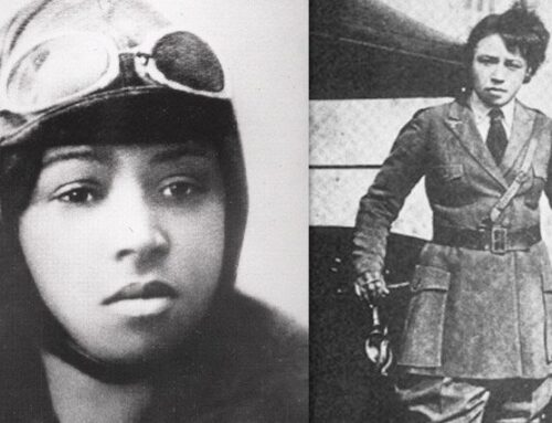 Bessie Coleman – First Black & Native American Pilot