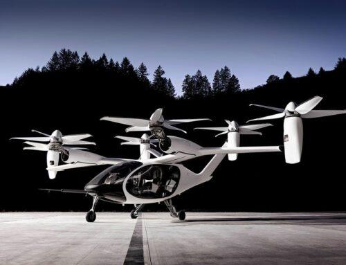 Joby eVTOL Aircraft